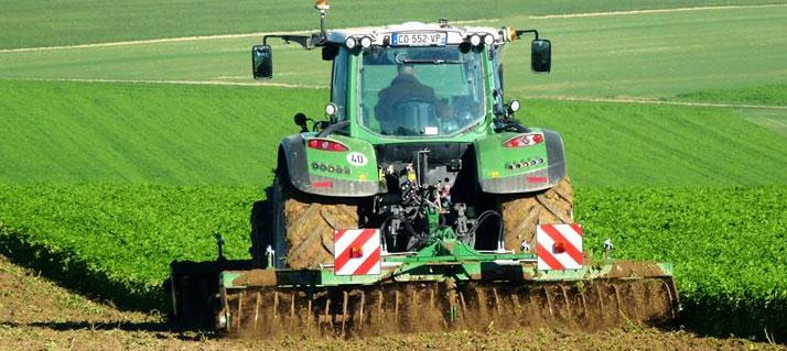 Actualité tracteur