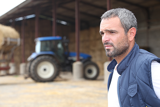 Farmstar, début d'hiver extrême en Agriculture