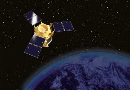 Image satellite - Technologie